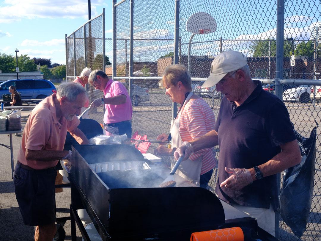Image of Community BBQ