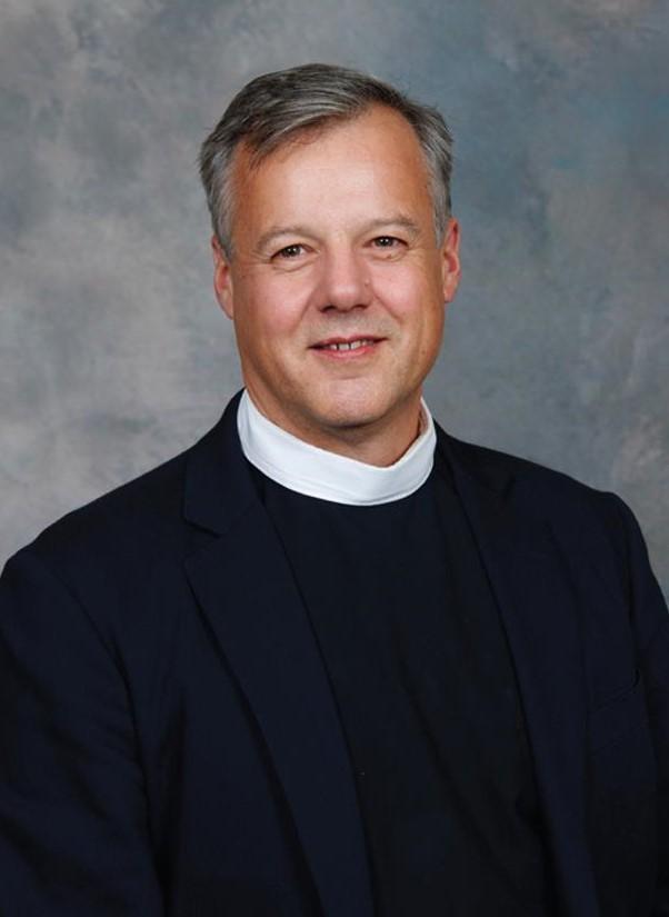The Reverend Mark Andrews